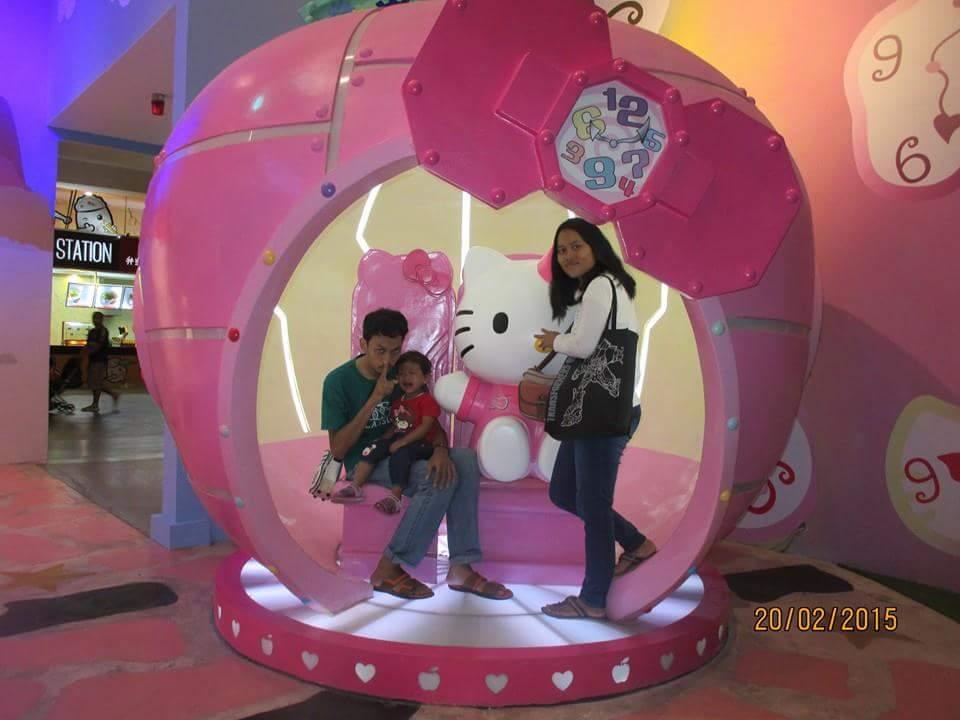 Rumah Hello Kitty