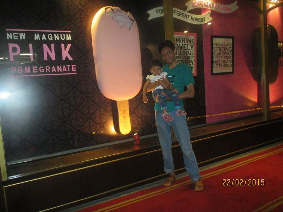 magnum cafe grand indonesia