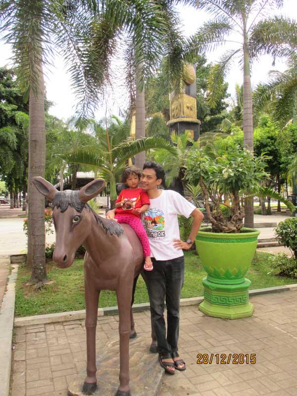 Kuda Alun alun jember