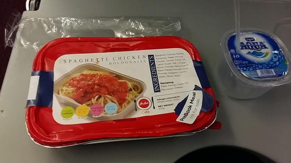 spaghetti chicken bolognaise