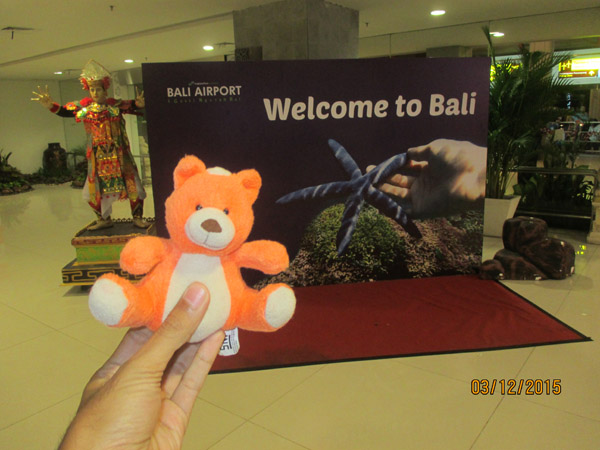 Welcome to Bali Airport
