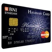 hasanah card platinum