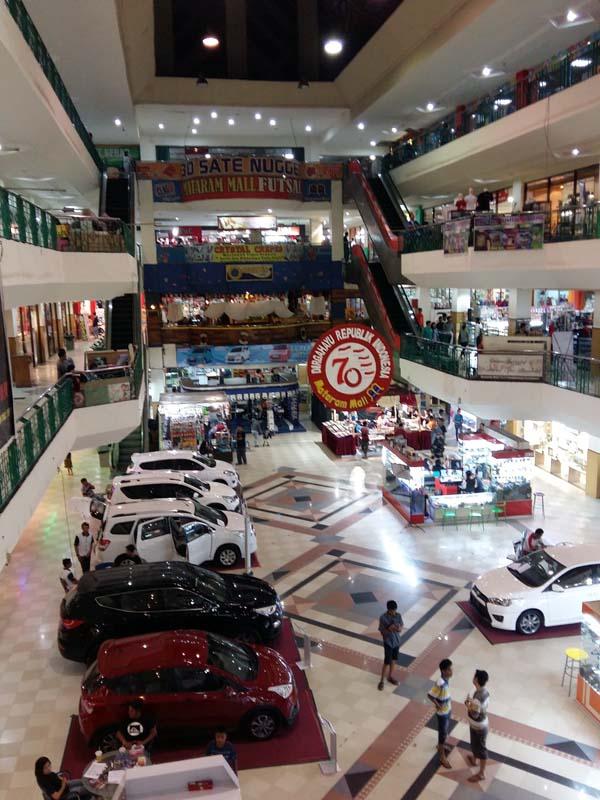 mataram mall lombok