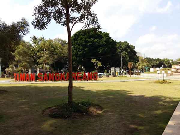 taman sangkareang lombok