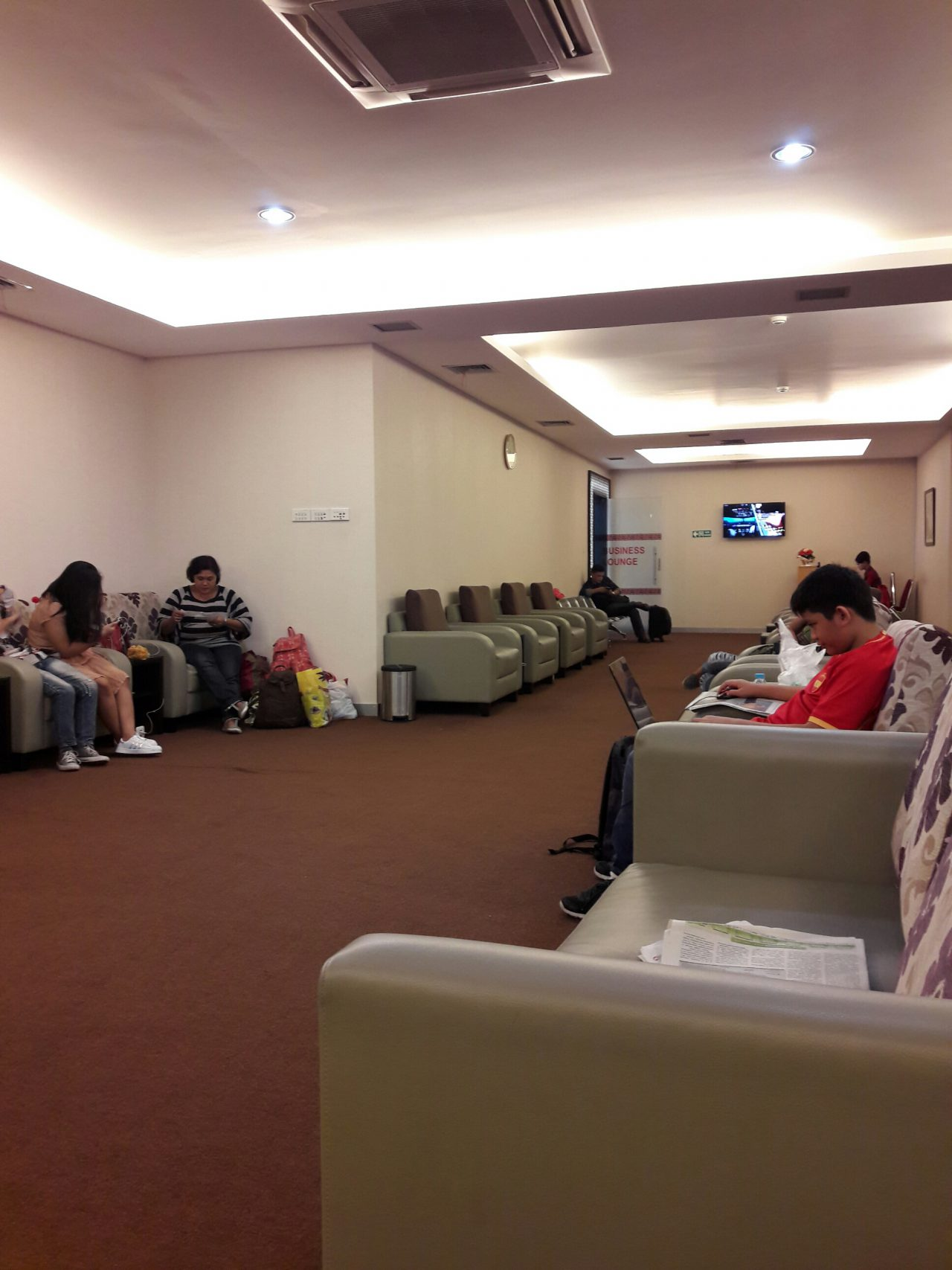 batik lounge halim
