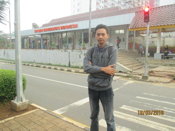 stasiun universitas indonesia depok