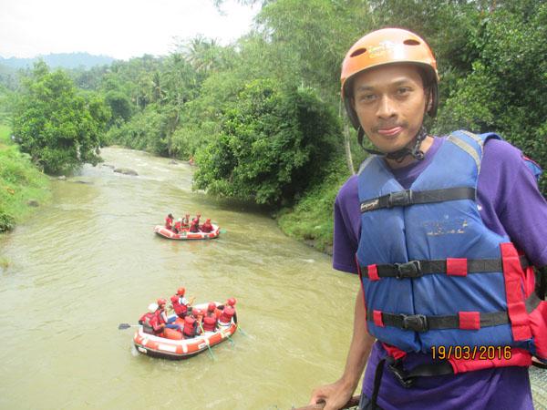rafting caldera sukabumi