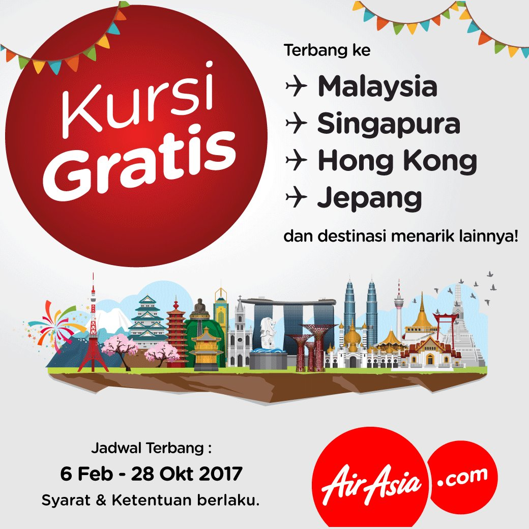 kejutan september kursi gratis