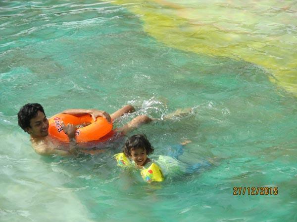 Alea kolam renang taman botani sukorambi jember