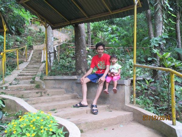 1000 anak tangga taman botani sukorambi